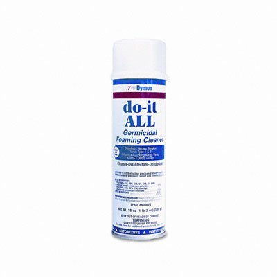 ITW Dymon 08020EA do-it-ALL Germicidal Foaming Cleaner- 20 oz. Aerosol Can