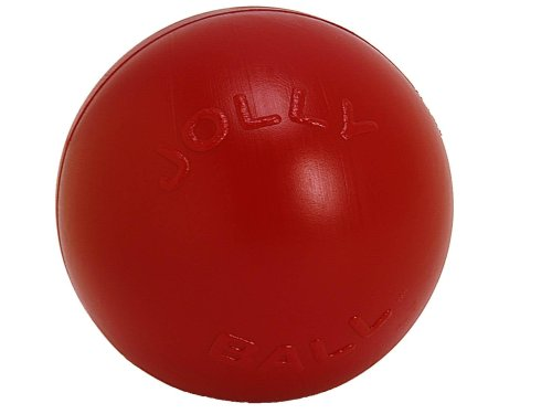 Jolly Pets 14 Inch Push n Play Red