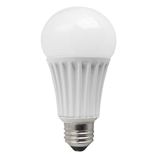 Omni-Directional Dimmable A21 LED Lamp 5000K TCP LED13A21DOD50K 13-Watt 75W Equal Case of 12