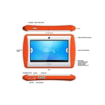 MEEP! Android Kids Tablet: Toys & Games