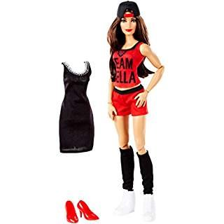 Nikki Bella Superstar Fashions WWE Superstars Wrestling Doll 12'' Diva by WWEB