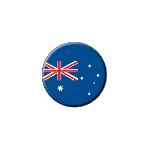 Austrailia Australian Flag - Metal Lapel Hat Pin Tie Tack Pinback