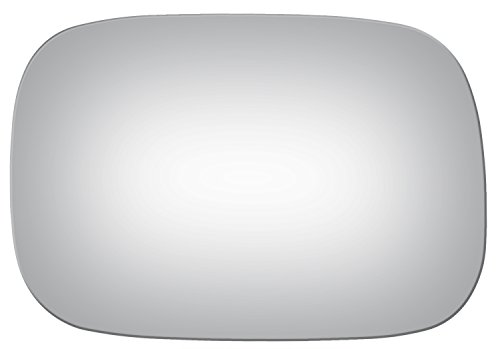 Burco 4086 Flat Driver Side Power Replacement Mirror Glass for 05-10 Toyota Avalon (2005, 2006, 2007, 2008, 2009, 2010)