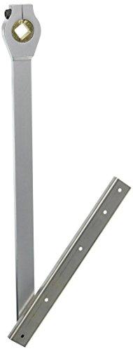 LCN 28103077OPANCLH 2810-3077OP ANCLR Offset/Butt Hung Arm, Left Hand -