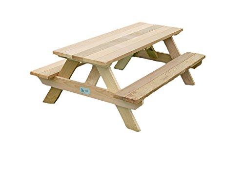 Western Red Cedar Children's Picnic Table