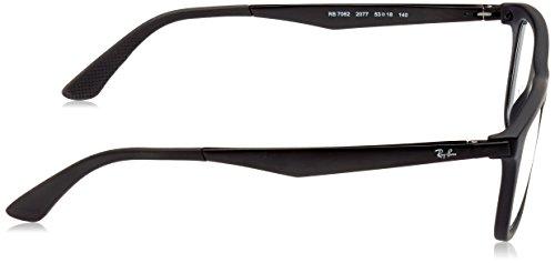 Black Optical Matte C55 Rx7062 ban Ray 6qFwPR