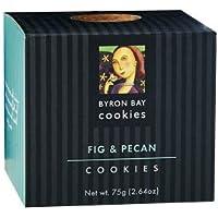 Byron Bay Cookies Fig & Pecan Cookies Gift Box 75g