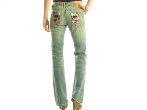 Christian Audigier - Pantalones vaqueros