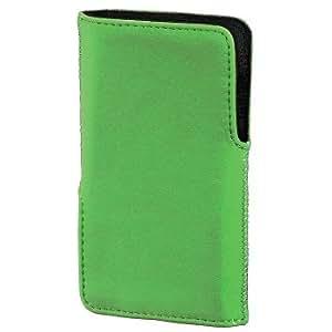 Hama Twin-Way Funda Verde - Fundas para teléfonos móviles (Funda, Universal, Verde)