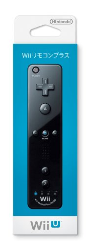 Wii Remote Plus (Black) (Included in