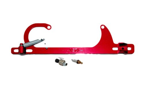 4150 Car - AED Chevy 4150 throttle linkage & spring bracket