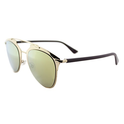 Christian Dior Dior Reflected YC2K1 Gold / Plum Reflected Aviator Sunglasses - Sunglasses Dior Christian Mens