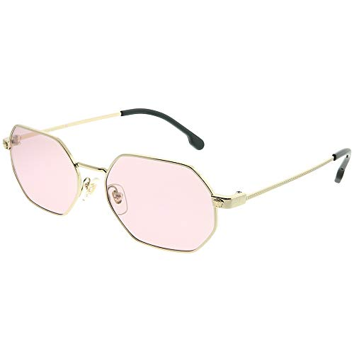 Versace Unisex VE2194 Pale Gold/Pink One Size (Versace Sunglasses Valentino)