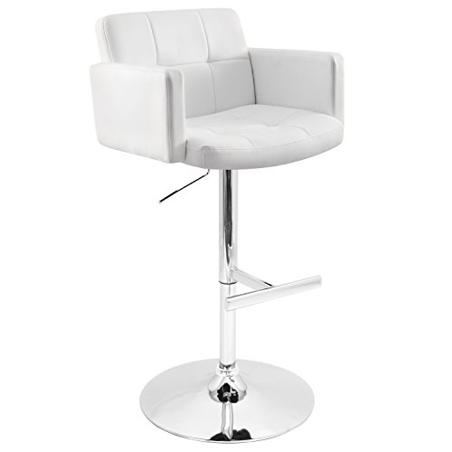 ther, Chrome Stout Barstool ()