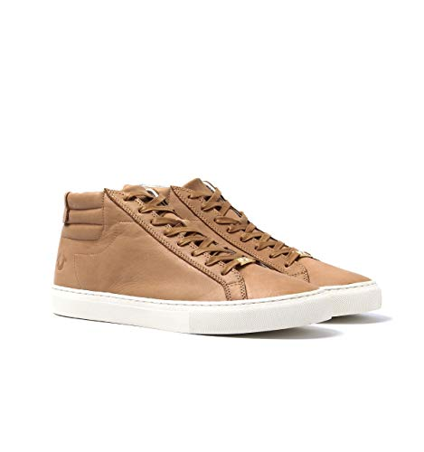Hi Top True Leather Tan Trainers Religion nqcSFSwtH0