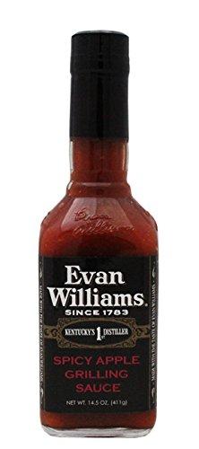 Evan Williams Spicy Apple Grilling Sauce ()