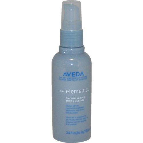 Aveda Light Elements Smoothing Unisex Fluid, 3.4 Ounce ()