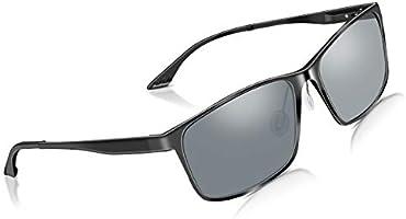 偏光サングラス 変色レンズ ZYM スポーツサングラス メンズ 超軽量 偏光レンズ ウェリントン型 UV400カット 運動 野球 ウェイファーラー 釣り ゴルフ フィッシング 紫外線99%カット 昼夜利用可能 ケース付き 男女兼用