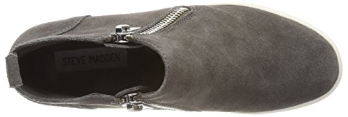 Steve Madden Ladies Wedgie Sneaker High Grey (grigio)