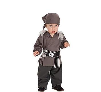 LLOPIS - Disfraz Bebe Pirata Skelet: Amazon.es: Juguetes y juegos
