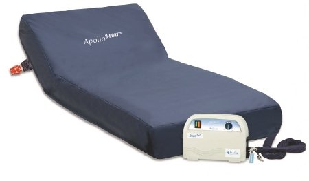 Blue Chip Medical Apollo 3-Port Mattress System - 4600SRSEA - 1 Each / Each by BLUECHIP MEDICAL PRODUCTS INC.