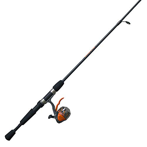Zebco Crappie Fighter 502Ul Ts Combo 6#