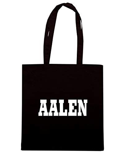 WC0799 Shirt AALEN Borsa Speed Nera CITY GERMANY Shopper PFw7dnx