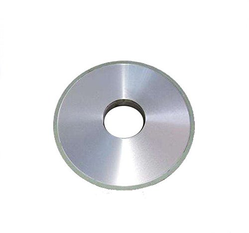 Preamer 600# Resin Bond Diamond Grinding Wheel Grinder Plain Type for PCD PCBN Cutting Tools,Carbide by Preamer