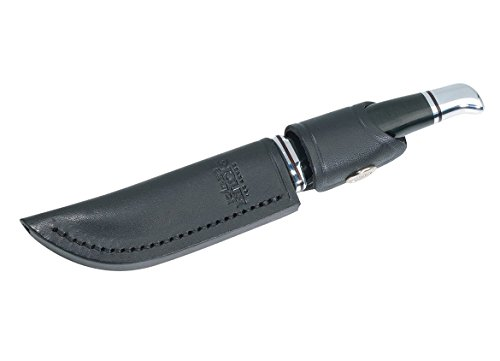 Buck Knives 0120 General Fixed Blade Knife with Leather Sheath