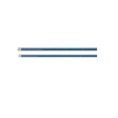 JL Audio XC-BCSC16-25 25ft/7.6m Blue/Clear 16 AWG, Parallel Conductor Speaker Cable (Audio Jl Speaker Wire)