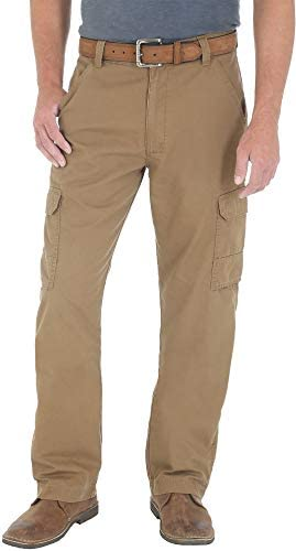 Wrangler Genuine Men's Twill Cargo Pants