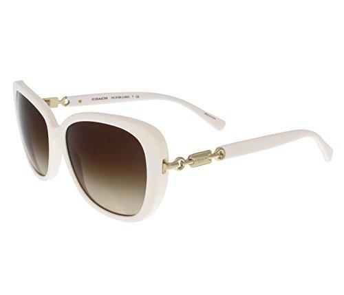 Coach HC8164 512613 Square sunglasses