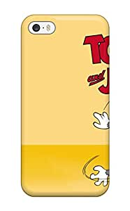 New Shockproof Protection Case Cover For Iphone 5/5s/ Tom And Jerry Tom And Jerry Case Cover