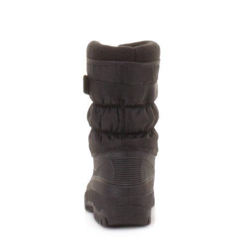 snow Womens Mucker boots Waterproof Black outdoor ladies qrAgwEr