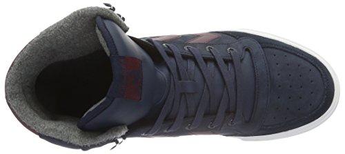 da Unisex Total Ginnastica Scarpe Eclipse Hummel Sneaker Adulto Stadil Alte Winter Blu F4qwvIng