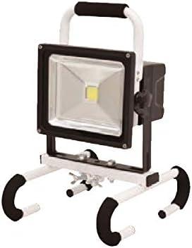 日動 着脱式LEDチャージライトマルチ 30W 取寄品 BAT-HRE30SN