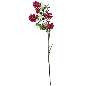 44 Inch Bougainvillea Stem (Sold Per Piece) Signature Foliage Pink, Rose, Light Pink 86