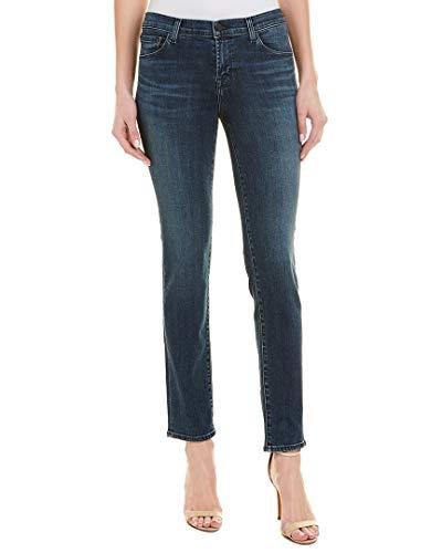 J Brand Womens Maude Belladonna Cigarette Leg, 25, Blue