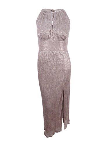 R&M Richards Shimmer Dress Gold 14 from R&M Richards