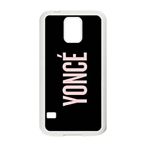 DDOUGS I Beyonce DIY Cell Phone Case for SamSung Galaxy S5 I9600, Discount I Beyonce Case