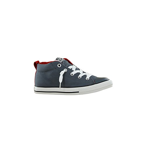 Taylor All Star Street Mid (Little Big Kid), Admiral, 13 Youth ()