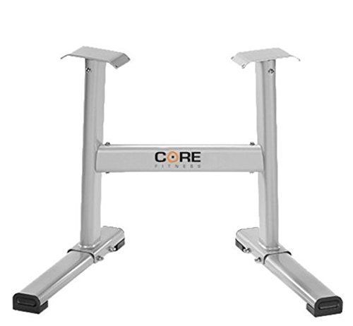 Adjustable Dumbbell Weight Stand By Core Fitness