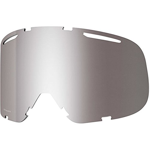 Smith Optics Riot Adult Replacement Lense Snow Goggles Accessories - Chromapop Sun Platinum Mirror/One Size (Ski Riot)