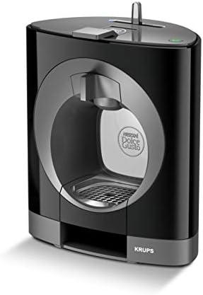 Krups Dolce Gusto OBLO Independiente Máquina de café en cápsulas 0,8 L Semi- automática - Cafetera (Independiente, Máquina de café en cápsulas, 0,8 L, Cápsula de café, 1500 W, Negro): Amazon.es: Hogar