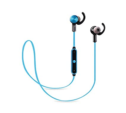 2f87b9ef907 Buy Zebronics ZEB-BE390 Bluetooth Earphone with Sporty Design and Dual  Pairing (Blue) Online at Low Prices in India - Amazon.in