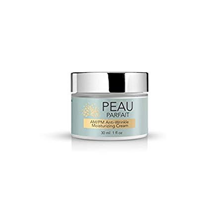 Peau Parfait AM/PM-Day and Night Ultimate Luxury Revitalizing Moisturizer- Age Defying Formula- Designed to Deeply Hydrate- Fill Fine Lines- Minimize the Signs of Aging- Even Complexion ()