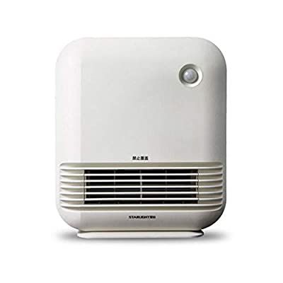 Air Conditioners CJC Electric Heaters 1500W PTC Ceramic Mini Personal Fan Oscillation Safety WarmOffice Home