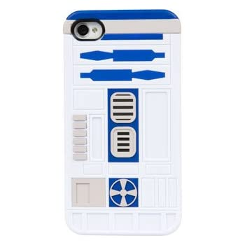 POWER A CPFA000533 Star Wars R2-D2 Collector Case for iPhone 4/4S - 1 Pack - Retail Packaging - One Color