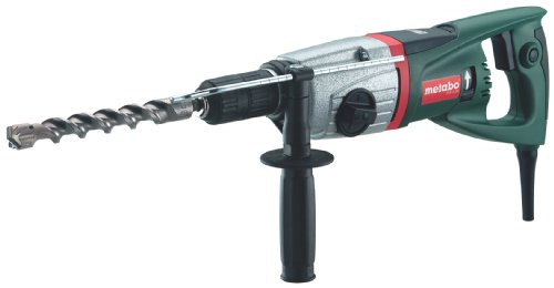 Metabo KHE-D28 8.2 Amp 1-1/8-Inch SDS Rotary Hammer with Case For Sale