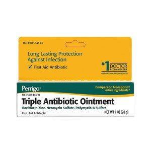 First Aid Antibiotic Ointment For Dogs